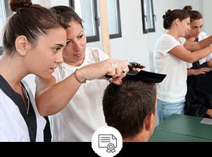 corsi di specializzazione per parrucchieri