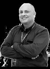 Davide Rinaudo - docente area linguaggi e responsabile sostegno