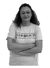 Alessandra Colzani - docente di laboratorio estetica e teoria professionale