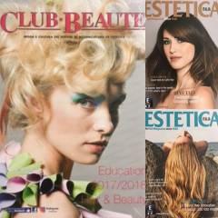 Club Beauté su @esteticamagazine Italia